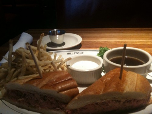 french dip snwch