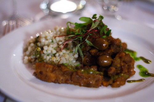 beef olive tagine